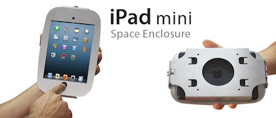 Maclocks - iPad mini Space Enclosure